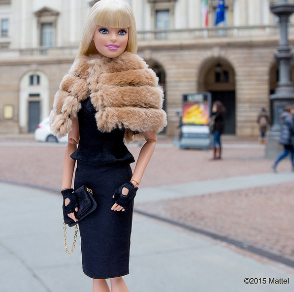 We Are Getting High Fashion Style Inspiration From Barbie S Instagram Page Check It Out Glam