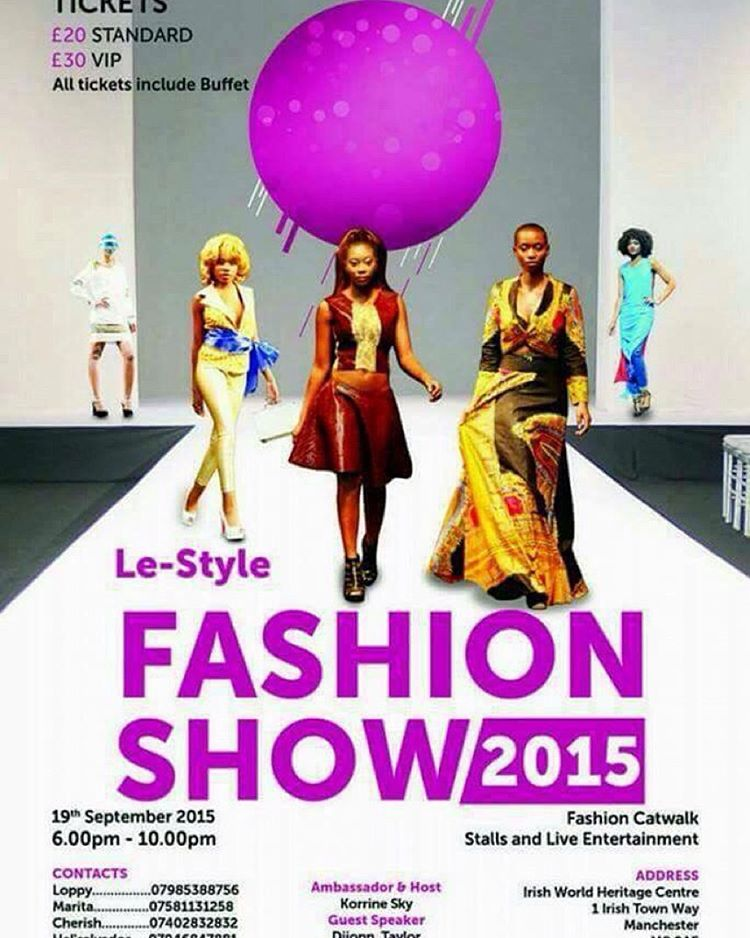 le style fashion show 2015 glam africa