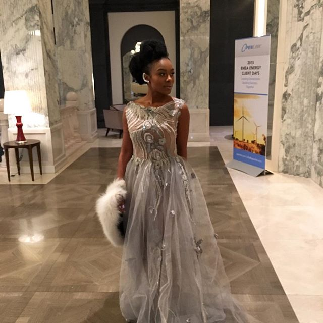 Hit Or Miss South African Actress Nomzamo Mbatha In Keys