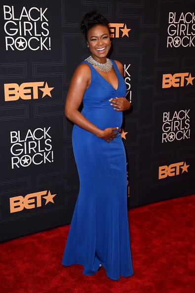 NEWARK, NEW JERSEY - APRIL 01: Actress Tatyana Ali attends Black Girls Rock! 2016 on April 1, 2016 in New York City. (Photo by Nicholas Hunt/BET/Getty Images for BET)