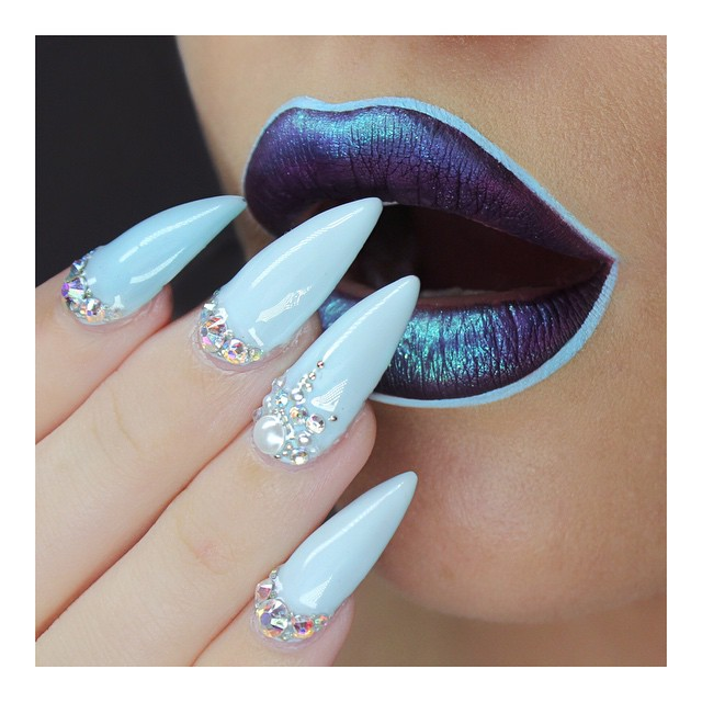 Glam Up Nail Art Design Inspirations Glam Africa