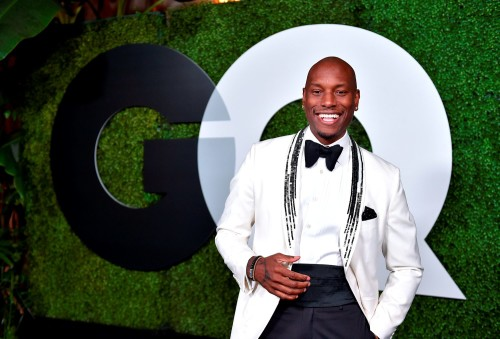 LOS ANGELES, CA - DECEMBER 03: Actor/singer Tyrese Gibson attends the GQ 20th Anniversary Men Of The Year Party at Chateau Marmont on December 3, 2015 in Los Angeles, California. (Photo by Mike Windle/Getty Images for GQ Magazine)