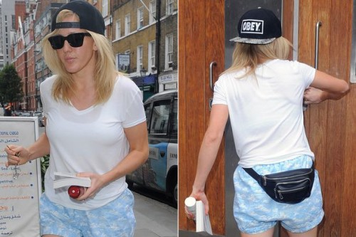 ELLIE Goulding-BUM-BAG-