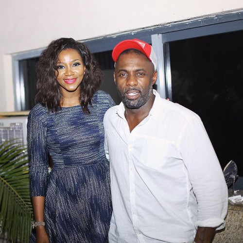Genevieve-Nnaji-and-Idris-Elba
