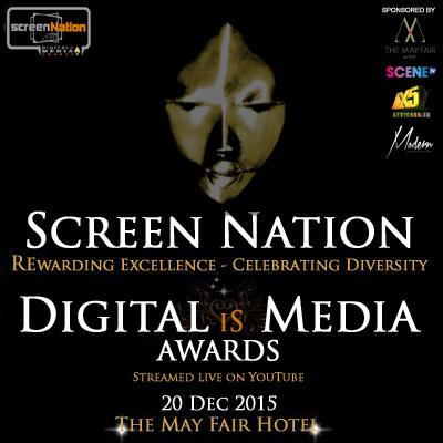 Screen Nation DIgital Media Awards 2015 FLYER w logos