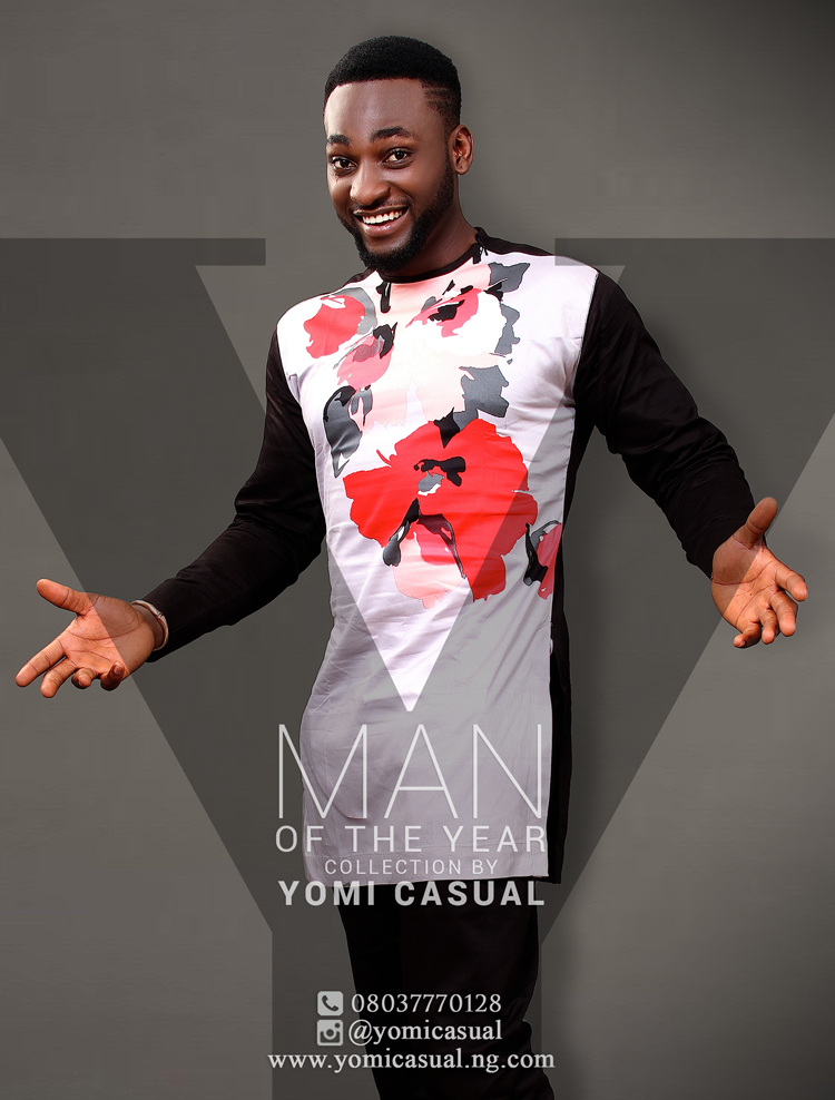 Lookbook Yomi Casual Presents Man Of The Year Glam Africa