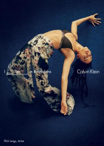FKA-twigs calvin