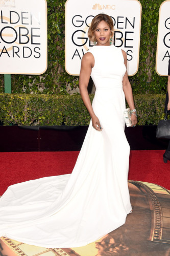 GoldenGlobeAwardsArrivals-lavern cox