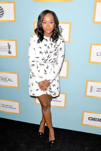 2016+ESSENCE+Black+Women+Hollywood+Awards+Aja Naomi King