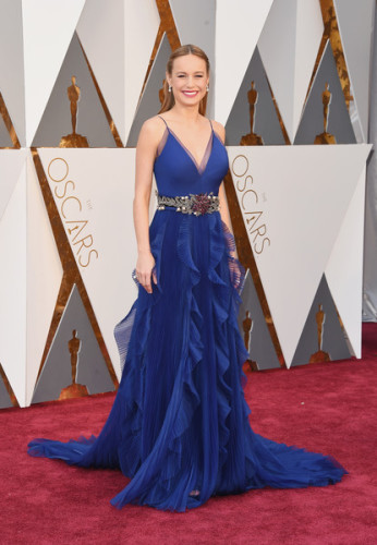 88th+Annual+Academy+Awards+Arrivals+brie larson- gucci