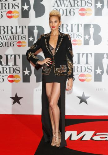 Brit-Awards-2016-Red-Carpet-Arrivals-alesha-dixon-