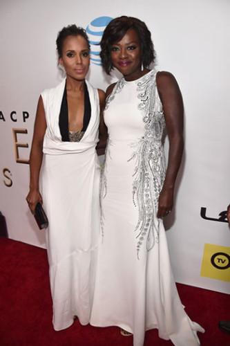 Image Awards-Kerry-Washinton-Viola-Davis