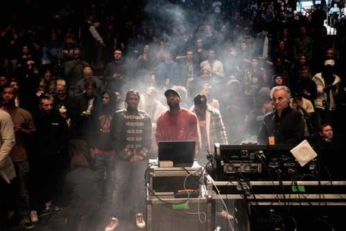 Kanye-West-album-launch-1