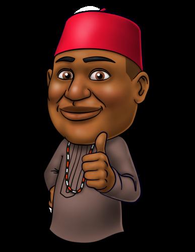 afro emoji3