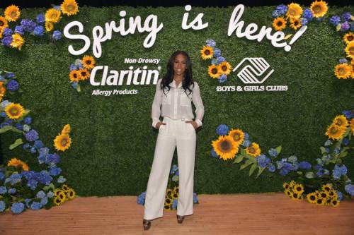 Claritin+Celebrates+Spring+New+Program