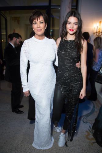 Kris &Kendall Jenner