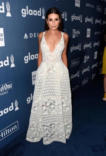 GLAAD-Media-Awards-Lea-Michele
