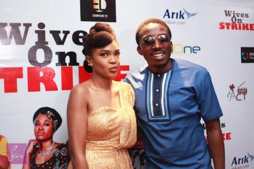 IMG_6695 Wives On Strike Lagos Premiere - 3APR16_