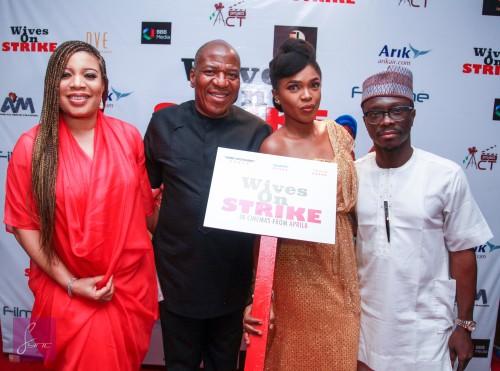 IMG_6937 Wives On Strike Lagos Premiere - 3APR16_
