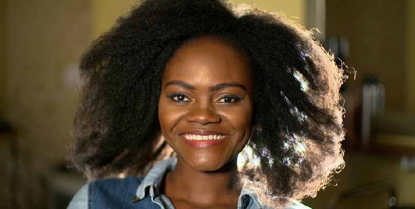 Team Natural Hair With Hair Extensions Cece From Cameroon Talks To