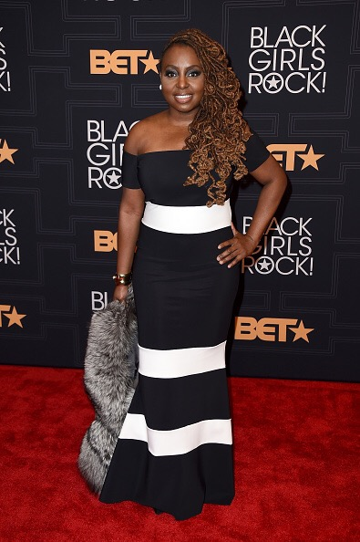 NEWARK, NEW JERSEY - APRIL 01: Singer and actress, Ledisi, attends Black Girls Rock! 2016 on April 1, 2016 in New York City. (Photo by Nicholas Hunt/BET/Getty Images for BET)