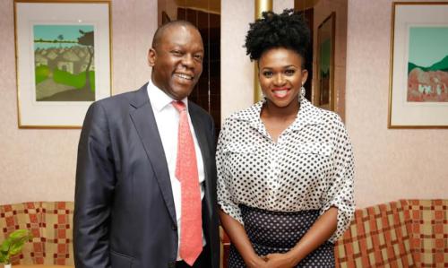 Mwambu Wanendeya ,ED, ONE Africa & Waje