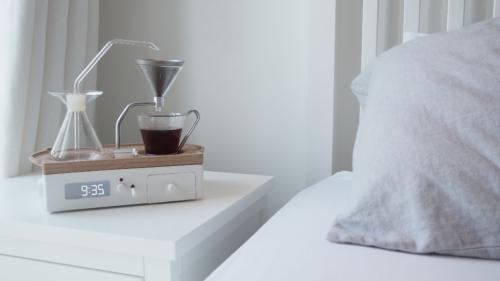 Barisieur - Coffee Alarm Clock 3