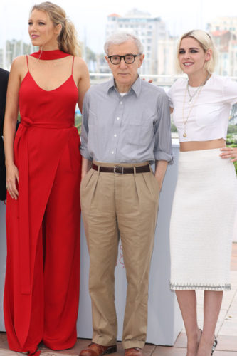 Blake+Lively+Cafe+Society+Photocall+69th+Annual+