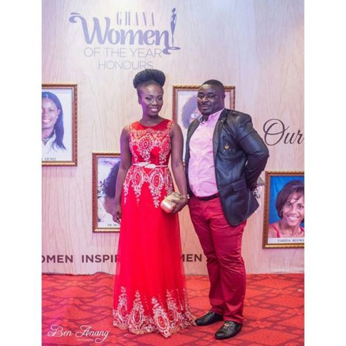 Stacey Amoateng & Okyeame Quophi