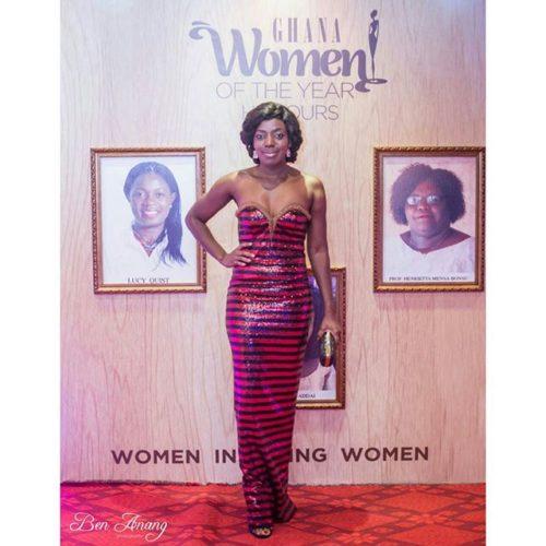 Ghana Women Of The Year Honours-Shirley Frimpong Manso-yaasomuah