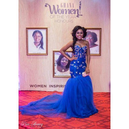 Ghana Women Of The Year Honours-berla mund