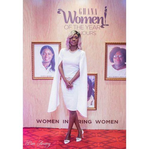 Ghana Women Of The Year Honours-yaasomuah