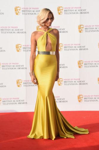 House+Fraser+British+Academy+Television+Awards+Alesha Dixon