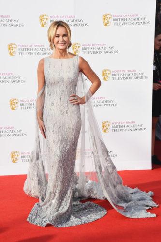 House+Fraser+British+Academy+Television+Awards+Amanda Holden