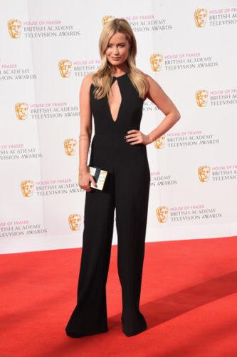 House+Fraser+British+Academy+Television+Awards+Laura-Whitmore