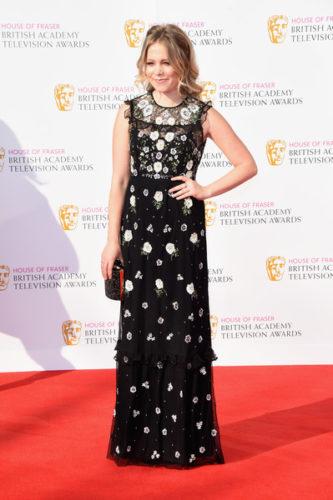 House+Fraser+British+Academy+Television+Awards+Poppy Jamie