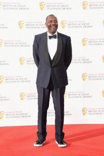 House+Fraser+British+Academy+Television+Awards+Sir Lenny Henryl
