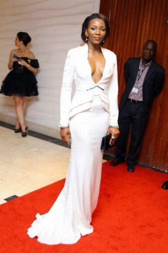 Dressed in Bridget Awoshika