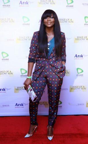 Dressed in Lisa Folawiyo
