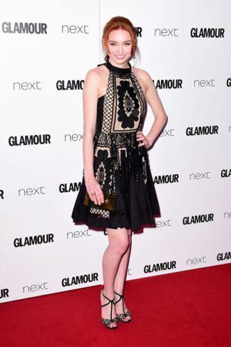 Eleanor-Tomlinson-Glamour-awards