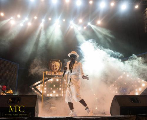 Ghana Meet Naija concert - shata wale-1