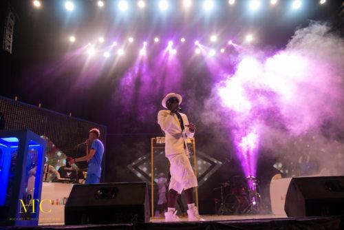 Ghana Meet Naija concert - shata wale-2