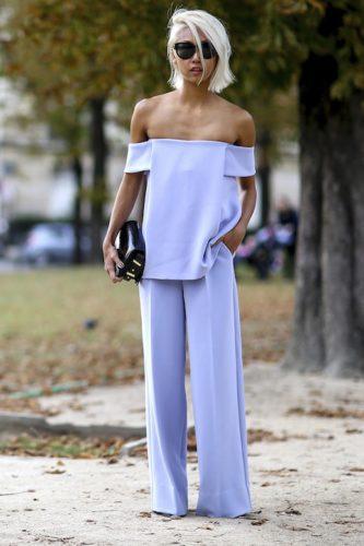 fashion style - off the shoulder fashion