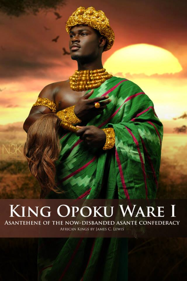 """Opoku Ware I (1700–1750) was an Oyoko (King) Asantehene - the ruler of the Asante - in the now-disbanded Asante Confederacy which occupied parts of what is now Ghana. He is credited with being the """"empire builder"""" of the Asante Confederacy. 