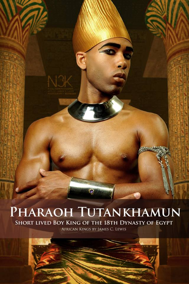 """Tutankhamun (1336 BC - 1327 BC) was an Egyptian pharaoh of the 18th dynasty, during the period of Egyptian history known as the New Kingdom. He is oftent referred to as """"KING TUT"""". This boy king was short lived following the controversial rule of his father Pharaoh Akhenaten 
