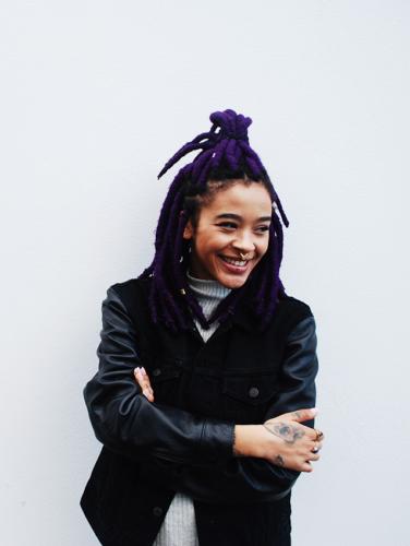 yinka purple