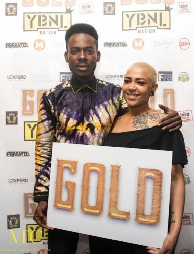 Adekunle Gold Album Listening Party. ©Michael Tubes Creations