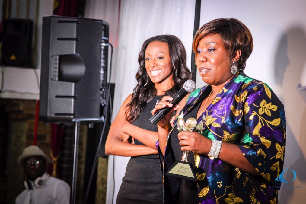 Chizzy Akudolu winner of Best Actress 2016
