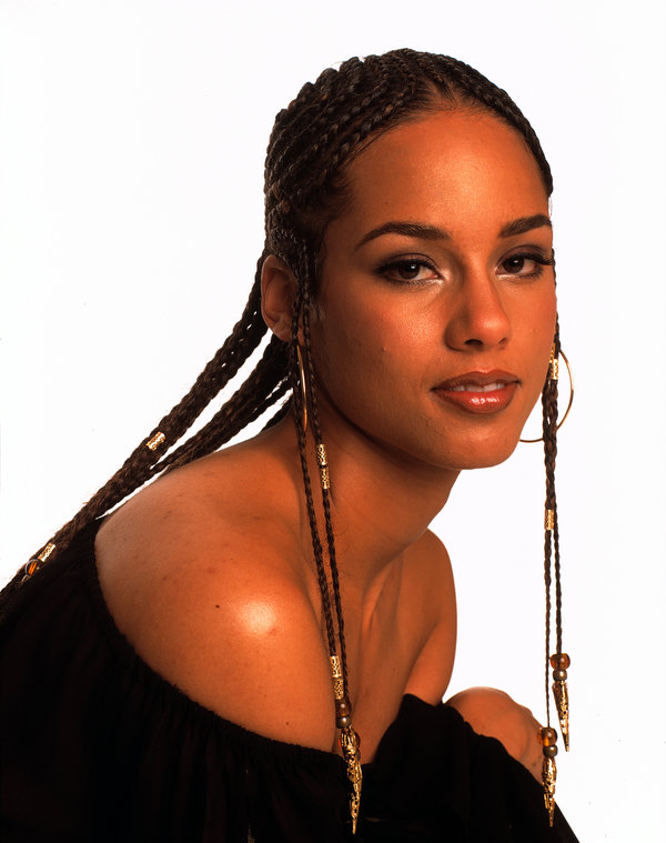 the return of a trend the alicia keys braids glam africa