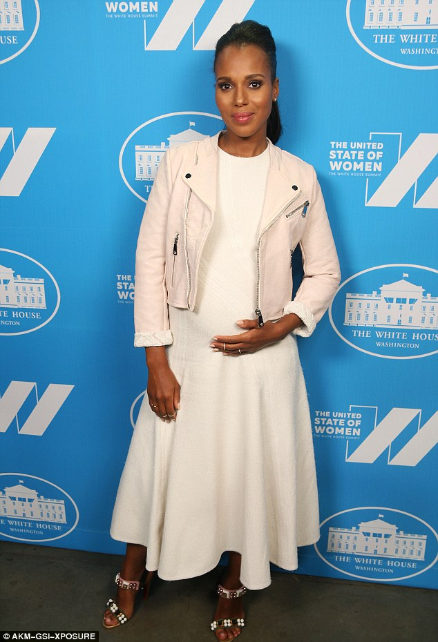 Here is in in June for the very first United State Of Women summit hosted by Michelle Obama.